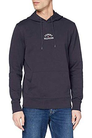 Tommy Hilfiger Men's Basic Embroidered Hoody Sweatshirt