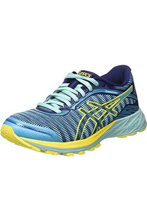 Asics Women's Dynaflyte Running Shoes, (Aquarium/Sun/Indigo 3903)