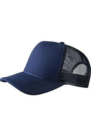 MSTRDS Men's Baseball Cap Trucker high Profile, -Blau (Navy 1023,2060)
