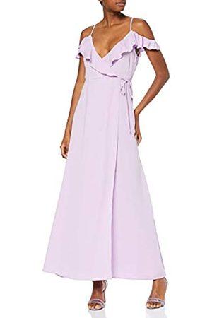 Glamorous Women's Satin MIDI Dress