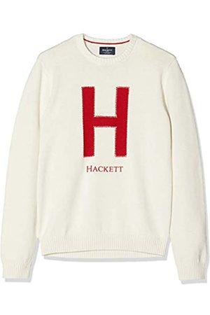 Hackett London Boy's H Crew Cardigan)