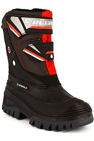 Spirale Unisex Kids' Frodo Snow Boots, (Nero/ Antracite 01500510)