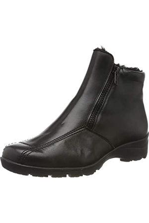 Semler Women's Daniela Ankle Boots, (Schwarz 001)
