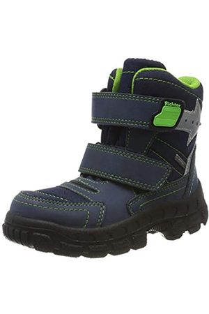 Richter Kinderschuhe Boys' Davos Snow Boots, (Atlantic/Apple 7201)
