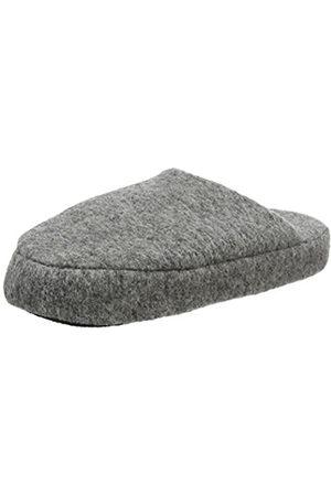 Woolsies Men's Yosa Natural Wool Mule Open Back Slippers