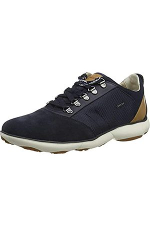 Geox Men's U Nebula A Low-Top Sneakers, (Navy C4002)