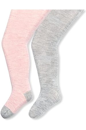 Magic Kids Girls Hippo Tights Pack of 2