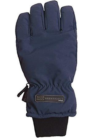 maximo Boy's Fünffinger mit Strickbündchen Gloves