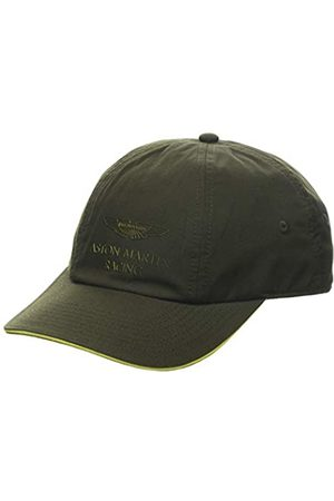 Hackett London Men's Amr Highbuild Print Baseball Cap