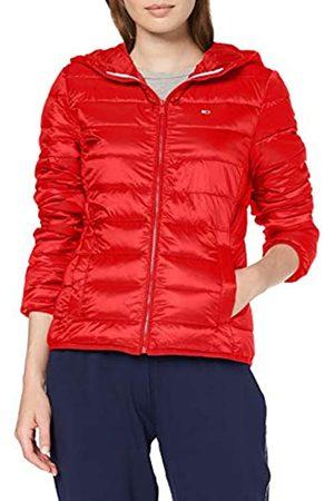 Tommy Hilfiger Women's Tjw Quilted Zip Thru Jacket