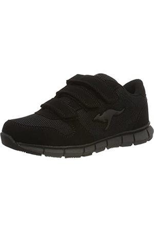 KangaROOS K-bluerun 701 B, Unisex Adults' Low-Top Sneakers, - Schwarz ( /Dk 522)