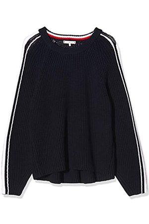 Tommy Hilfiger Women's Th Essential Chunky C-nk Swtr Sweatshirt