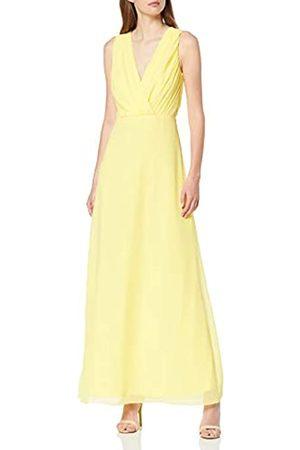 VILA CLOTHES Women's Vialli S/l Maxi Dress/dc