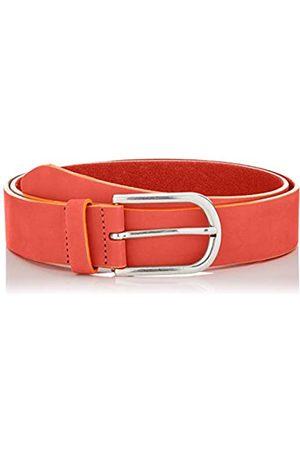 BRAX Women's Ledergürtel Mit Neondetails Belt