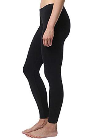 Berydale Women's Long Leggings, Matte, 100 DEN