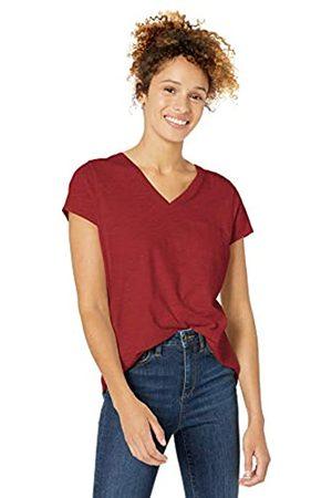 Goodthreads Vintage Cotton Pocket V-Neck T-Shirt Deep
