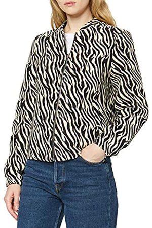 Vero Moda Women's Vmfiola Ls Bomber Jacket