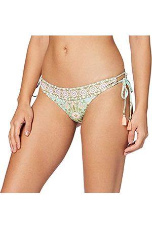 Seafolly Women's Free Spirit Brazilian Loop Side Tie Bikini Bottoms