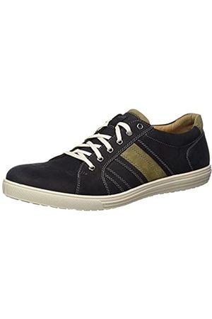 Jomos Ariva, Men's Sneakers, Multi-Colored (schwarz/asphalt)