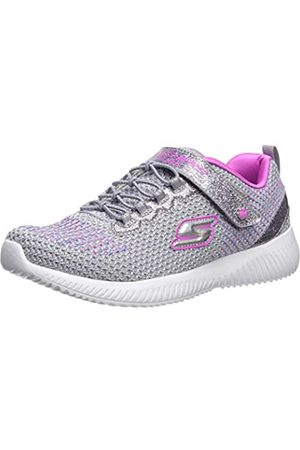 Skechers Girls' BOBS Squad-Glitter Madness Trainers