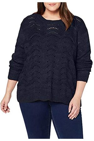 ONLY Carmakoma Women's Carmia L/s Pullover KNT Jumper