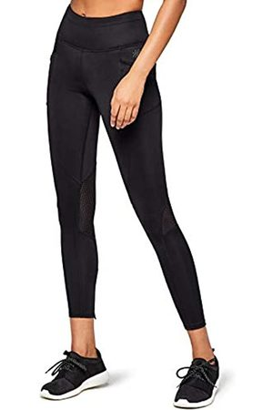 AURIQUE Amazon Brand - Women's Running Leggings, 10