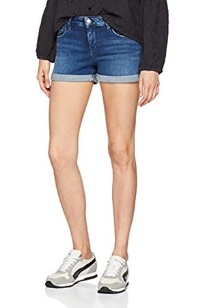 Tommy Jeans Women's Classic Denim Short Straight Jeans
