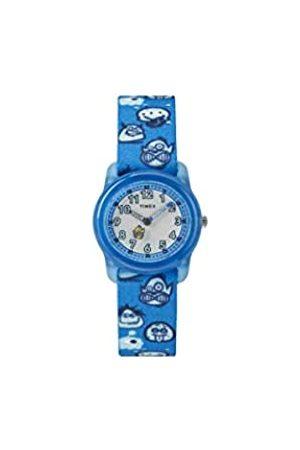 Timex Boys' Analogue Quartz Watch with Nylon Strap TW7C25700