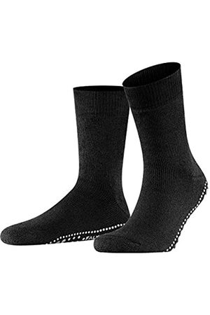 FALKE Men Homepads Slipper Socks - Cotton/Wool Blend, Size: UK 8.5-11 (EU 43-46 Ι US 9.5-12)