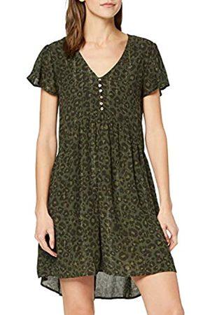 Springfield 4.2.t. Mancha Mili Dress Women's 40 (Manufacturer's size:40)