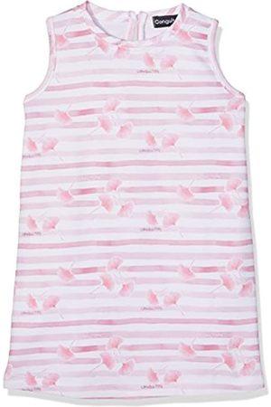 Conguitos Girl's Vestido Niña Estampado Rosa Cover up