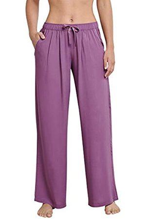 Schiesser Women's Mix & Relax Webculotte Lang Pyjama Bottoms