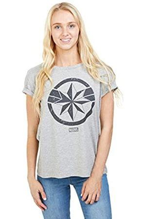 Marvel Women's Avengers Captain T - Shirt