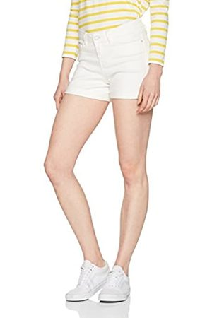 Name it Women's Nmbe Lucy Nw Den Fold Shorts Gu810 Noos