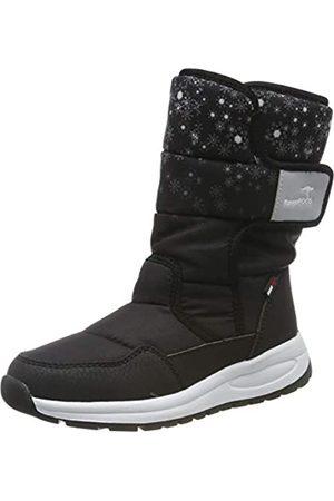KangaROOS Unisex Kids' K-Fluff RTX Snow Boots, (Jet /Vapor 5007)