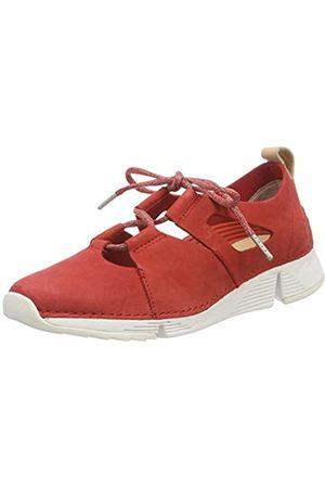 Clarks Women's Tri Sense Low-Top Sneakers, ( Nubuck)