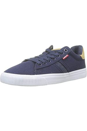 Levi's Footwear and Accessories Men's Skinner Trainers, (Navy 17)