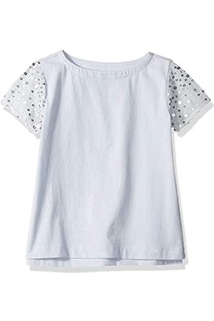 LOOK by crewcuts Girls' Sequin Sleeve T-Shirt, /