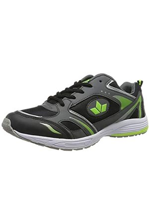 LICO Marvin, Boys Multisport Outdoor Shoes, Gray - Grau (anthrazit/schwarz/lemon)