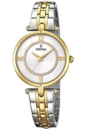 Festina Women Watches - Women's Analogue Quartz Watch with Stainless Steel Strap F20316/1