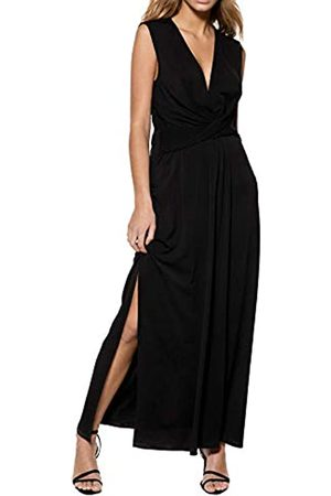 Ivyrevel Women's Drape Front Slit Dress Party ( 001)
