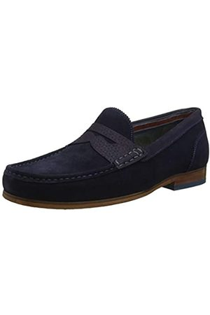 Ted Baker Men's Xapon Loafers, (Dk Drk Ble)