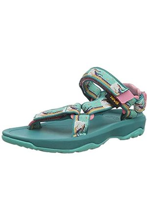 Teva Unisex Kid's Hurricane XLT2 Open Toe Sandals, (Unicorn Waterfall Uwtr)