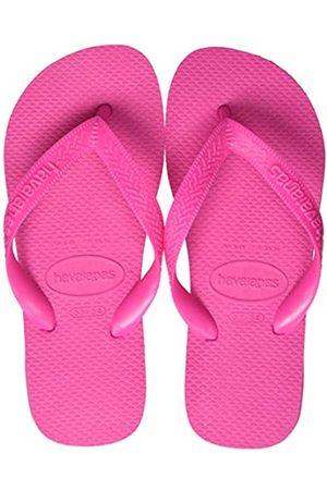 Havaianas Women's Brasil Logo Flip Flops, (Hollywood Rose 0064)