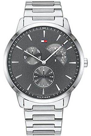 Tommy Hilfiger Men's Analogue Quartz Watch with Stainless Steel Strap 1710385