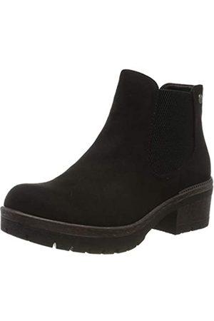 Rieker Women Ankle Boots 95284, Ladies Chelsea Boots, Boots,Half Boots,Ankle Boots,Bootie,Slip on Boots,high
