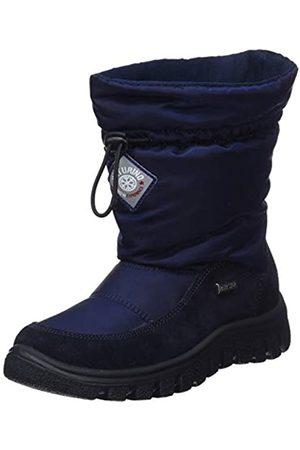 Naturino Boys Varna Snow Boots, (Bleu 0c01)