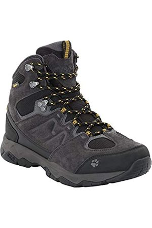 Jack Wolfskin Men Shoes - Men's MTN Attack 6 Texapore Mid M Wasserdicht High Rise Hiking Shoes, (Burly 3800)