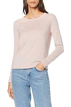 SELECTED FEMME Women's Slfaya Ls Knit Cashmere O-Neck Noos Jumper