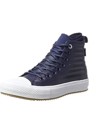 Converse Unisex Adults' CTAS WP Boot HI Wolf Grey Top Trainers, (Midnight Navy 471)